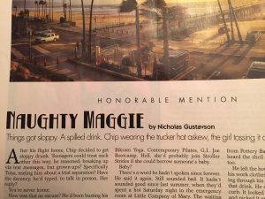 Naughty Maggie Short Story